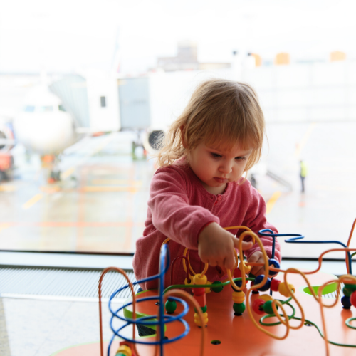children's Facilities at newcastle airport
