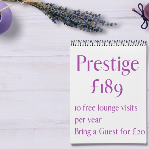 Newcastle Airport Lounges - prestige