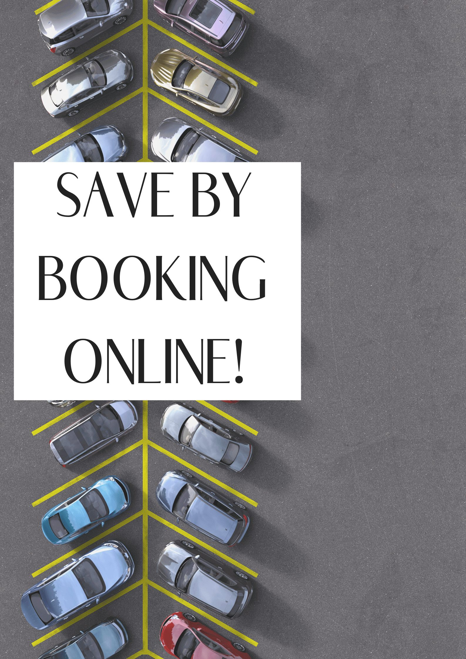 save by booking online at newcastle