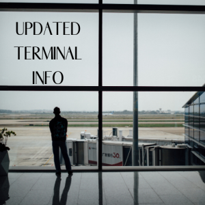 newcastle airport terminal info